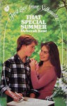 That Special Summer - Deborah Kent