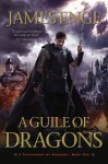 A Guile of Dragons - James Enge