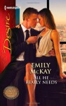 All He Really Needs - Emily McKay