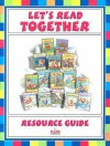Let's Read Together: Resource Guide - Barbara deRubertis, Nancy Roser