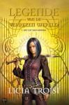 Het lot van Adhara (Legenden van de Verrezen Wereld #1) - Licia Troisi