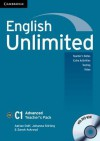 English Unlimited Advanced Teacher's Pack (Teacher's Book with DVD-ROM) - Adrian Doff, Johanna Stirling, Sarah Ackroyd