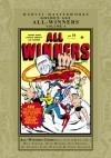 Marvel Masterworks: Golden Age All-Winners, Vol. 4 - Bill Finger, Syd Shores, Al Avinson, Carl Pfeufer, Vince Alascia, Otto Binder