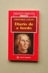 Diario de a bordo (Cronicas de America 9) (Spanish Edition) - Cristóbal Colón, Luis Arranz Marquez