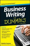 Business Writing for Dummies - Natalie Canavor