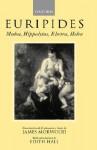 Medea, Hippolytus, Electra, Helen - Euripides, James Morwood, Edith Hall