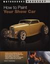 How to Paint Your Show Car - Stefan R. Gesterkamp, Jay Leno