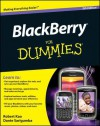 Blackberry for Dummies - Robert Kao, Dante Sarigumba