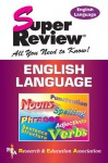 English Language Super Review - Research & Education Association, Dana Passananti