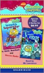 SpongeBob Squarepants: Books 5 & 6: #5: SpongeBob Superstar; #6: Sandy's Rocket - Annie Auerbach, Steven Banks