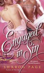 Engaged in Sin - Sharon Page