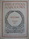 Dzienniki: Wybór (Biblioteka narodowa) - Stefan Żeromski