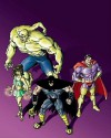 Planet of the Capes - Larry Young, Brandon McKinney