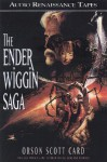 The Ender Wiggin Saga (Ender's Saga, #1-3) - Orson Scott Card, Mark Rolston