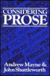 Considering Prose - Andrew Mayne, John Shuttleworth