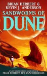 Sandworms of Dune (Dune Chronicles, #8) - Brian Herbert, Kevin J. Anderson