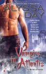Vampire in Atlantis - Alyssa Day