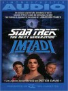Star Trek Next Generation: Imzadi (Audio) - Peter David, Jonathan Frakes