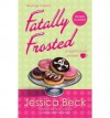 Fatally Frosted (Wheeler Large Print Cozy Mystery) - Jessica Beck