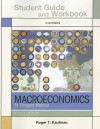 Study Guide for Macroeconomics - N. Gregory Mankiw