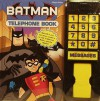 Batman: Tell-A-Riddle Telephone Book - Terry Kavanagh
