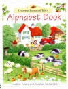 Alphabet Book - Heather Amery, Jenny Tyler, Stephen Cartwright