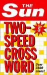 Sun Two-Speed Crossword Book - Collins Publishers, Sun
