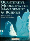 Quantitative Modelling for Management and Business - David Williamson