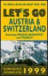 Let's Go Austria & Switzerland 1999 - Let's Go Inc.