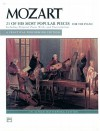 Mozart 21 of His Most Popular Pieces: Alfred Masterwork Edition - Wolfgang Amadeus Mozart
