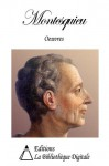 Oeuvres de Montesquieu (French Edition) - Montesquieu
