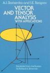 Vector and Tensor Analysis with Applications - A.I. Borisenko, I.E. Tarapov, Richard A. Silverman