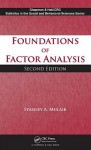 Foundations of Factor Analysis - Stanley A. Mulaik