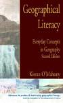 Geographical Literacy - Kieran O'Mahony