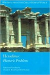 Homeric Problems (Writings from the Greco-Roman World) - Heraclitus, D.A. Russell, David Konstan