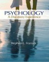 Psychology: A Discovery Experience - Stephen L. Franzoi