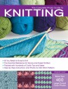 The Complete Photo Guide to Knitting: *All You Need to Know to Knit *The Essential Reference for Novice and Expert Knitters *Packed with Hundreds of Crafty Tips and Ideas *Step-by-Step Instructions and Photos for 200 Stitch Patterns - Margaret Hubert