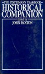 The Statesman's Year-Book Historical Companion - John Paxton