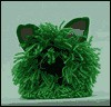 Green Cat [With Yarn Strings Animal Face] - Reader's Digest Children's Books, Summer Durantz
