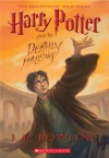 Harry Potter and the Deathly Hallows (Book 7) - Mary GrandPré, J.K. Rowling