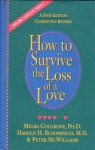 How to Survive the Loss of a Love - Melba Colgrove, Harold H. Bloomfield, Peter McWilliams
