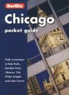 Chicago Pocket Guide (Berlitz Pocket Guides) - Laurie Lico Albanese, Richard Wallis, Jay Fechtman