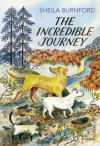 The Incredible Journey (Vintage Childrens Classics) - Sheila Burnford