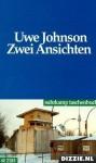 Zwei Ansichten - Uwe Johnson