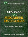 Resumes For Midcareer Job Changes - Passport Books