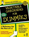 Vegetable Gardening For Dummies - Charlie Nardozzi, National Gardening Association