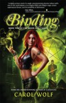 Binding (Moon Wolf Saga #2) - Carol Wolf