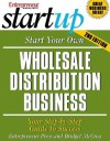 Start Your Own Wholesale Distribution Business (StartUp Series) - Entrepreneur Press