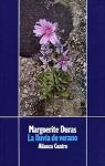La Lluvia de Verano - Marguerite Duras