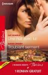 Une nuit avec lui - Troublant serment - Quelques jours pour s'aimer:(promotion) (Passions) (French Edition) - Cat Schield, Susan Crosby, Jamie Denton